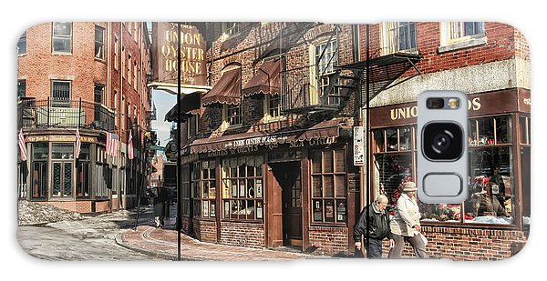 Old Towne Boston II Galaxy Case