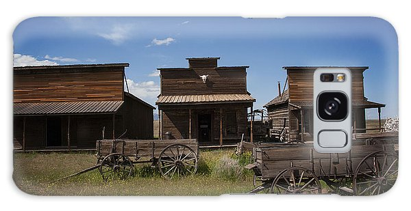 Old Trail Town Galaxy Case