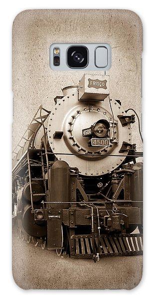 Old Trains Galaxy Case