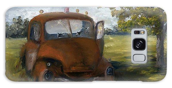 Old Truck Shreveport Louisiana Wrecker Galaxy Case