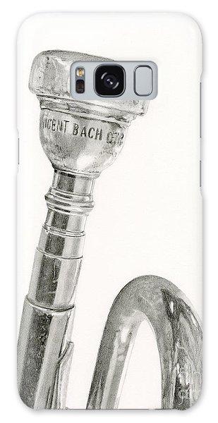 Old Trumpet Galaxy Case