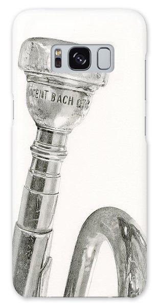 Hyper-realistic Galaxy Case - Old Trumpet by Sarah Batalka