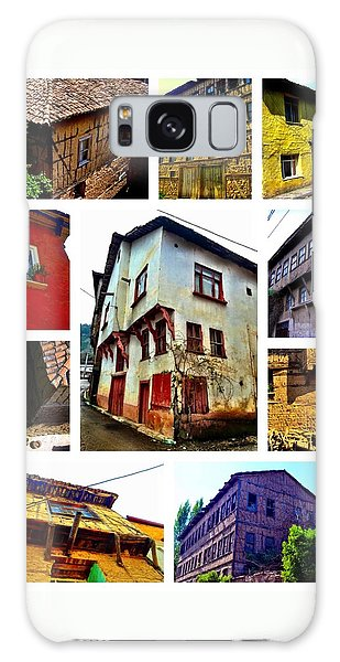 Old Turkish Houses Galaxy Case by Zafer Gurel