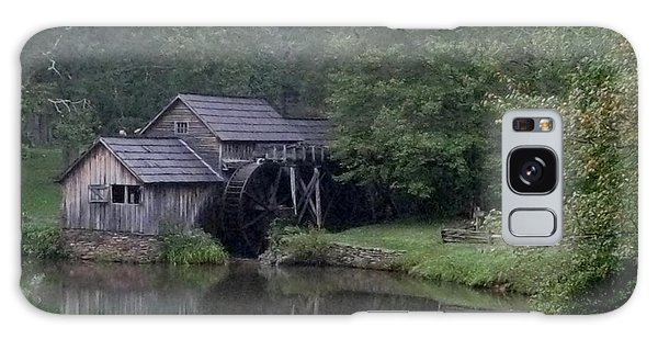 Old Water Mill Galaxy Case by Kathy Long