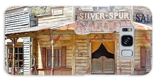 Old Western Saloon Galaxy Case