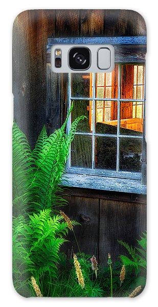 Old Window Galaxy Case