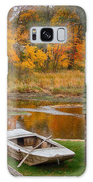 Olde Tyme Colors Galaxy Case by Jeff Folger