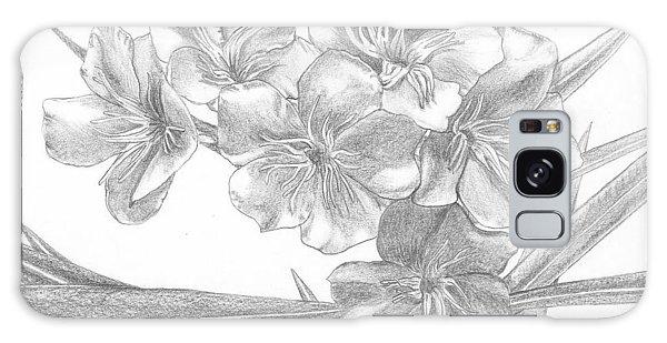 Oleander Galaxy Case