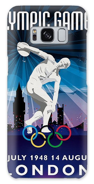 Olympic Games London 1948 New Style Galaxy Case