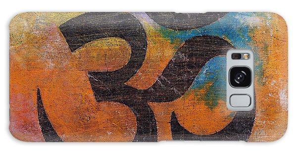 Buddha Galaxy Case - Om by Michael Creese