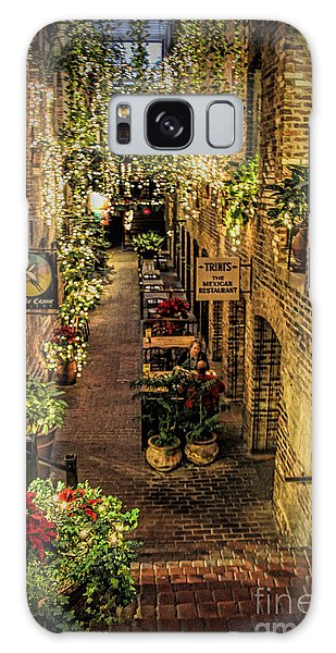 Omaha's Old Market Passageway Galaxy Case