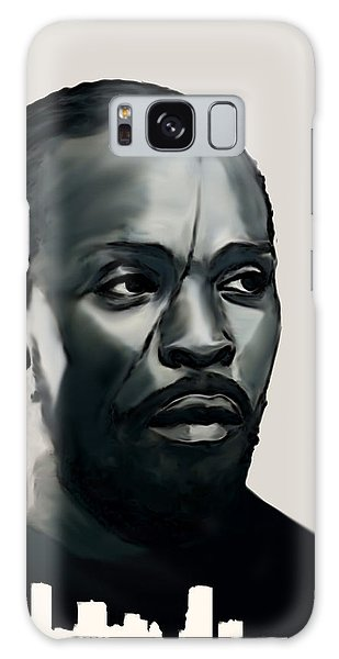 Omar Little Galaxy Case