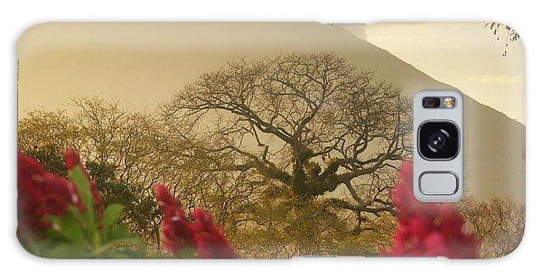 Ometepe Island 2 Galaxy Case by Rudi Prott