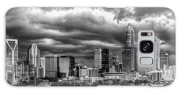 Ominous Galaxy Case - Ominous Charlotte Sky by Chris Austin