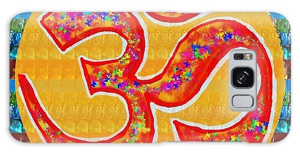 Ommantra Om Mantra Chant Yoga Meditation Spiritual Religion Sound  Navinjoshi  Rights Managed Images Galaxy Case