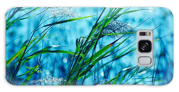Artful Galaxy Case - On A Blue Afternoon by Susanne Van Hulst