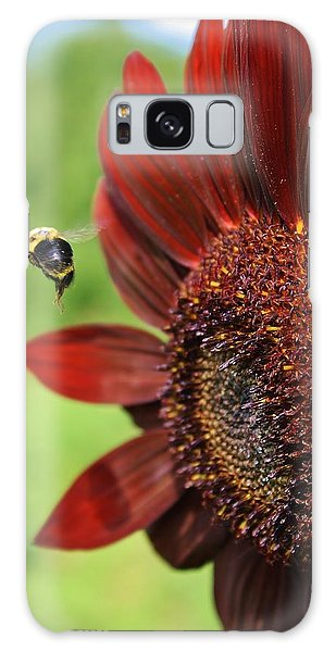 On A Mission Galaxy Case by Bruce Bley
