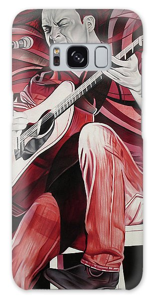 Dave Matthews-on Bended Knees Galaxy Case