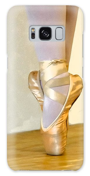 Ballet Toes On Point Galaxy Case