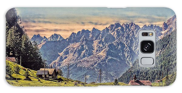 On The Alp Galaxy Case by Hanny Heim