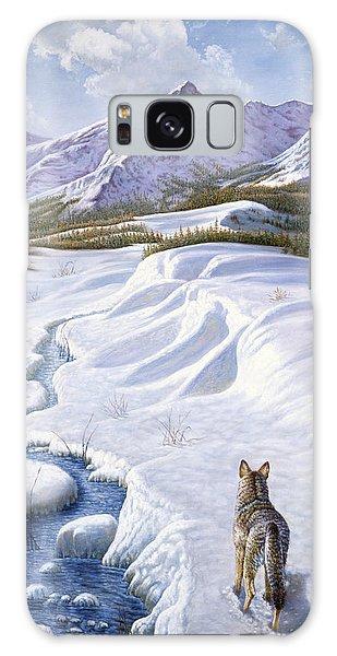 Winter Galaxy Case - On The Move by Gregory Perillo