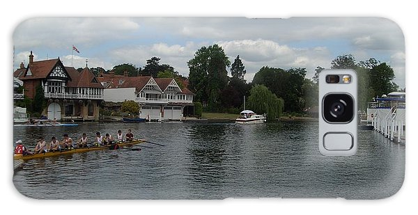 On The Thames Henley Galaxy Case