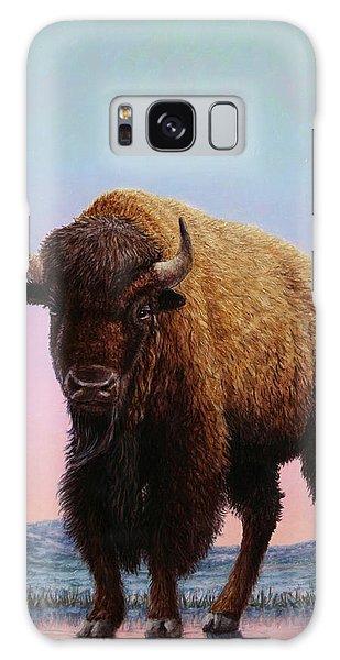 Buffalo Galaxy Case - On Thin Ice by James W Johnson