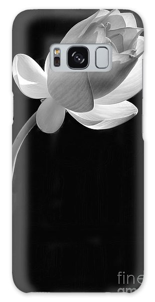 One Lotus Bud Galaxy Case