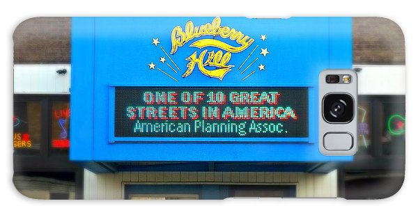 One Of Ten Great Streets In America Galaxy Case