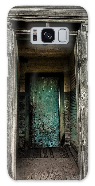One Room Schoolhouse Door - Damascus - Pennsylvania Galaxy Case