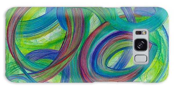 One Stupendous Whole-horizontal Galaxy Case by Kelly K H B