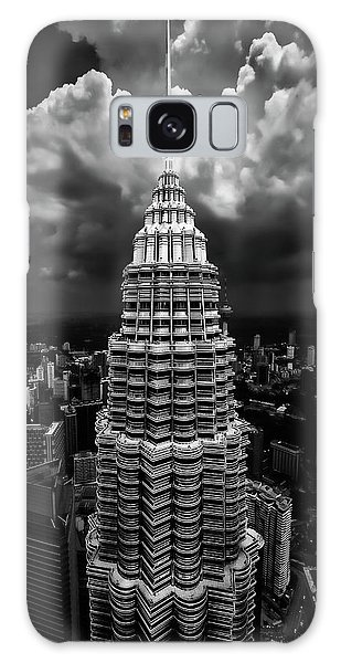 Tall Galaxy Case - One Tower by Amr A. Rahman