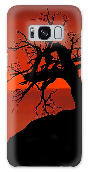 One Tree Hill Silhouette Galaxy Case