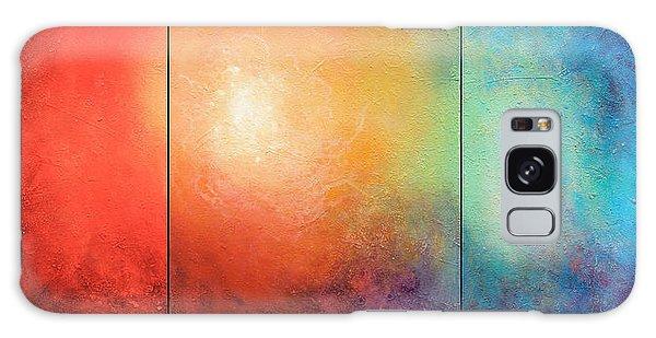 One Verse Galaxy Case by Jaison Cianelli