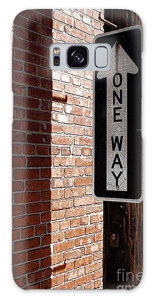 One Way Galaxy Case