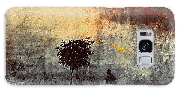 Texture Galaxy Case - One Way (shadows) by Dalibor Davidovic