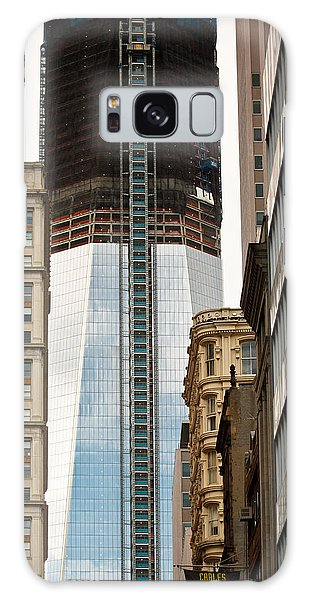 Galaxy Case featuring the photograph One World Trade Center #2 by Ann Murphy