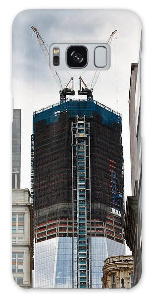 Galaxy Case featuring the photograph One World Trade Center by Ann Murphy