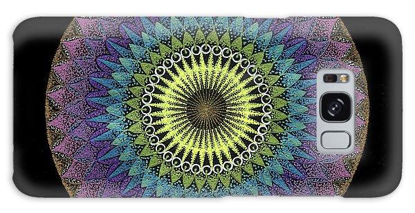Oneness Galaxy Case by Keiko Katsuta