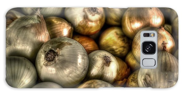 Onions Galaxy Case by David Morefield