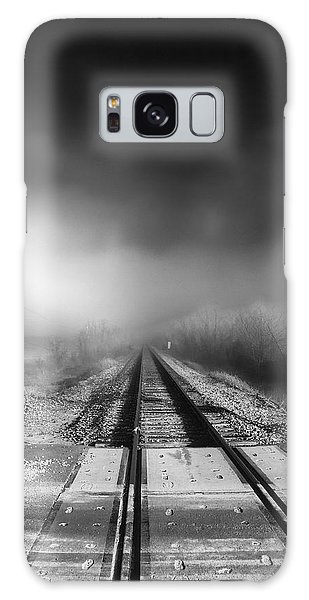 Onward - Railroad Tracks - Fog Galaxy Case