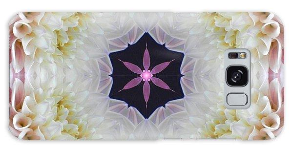 Opening To Love Mandala Galaxy Case