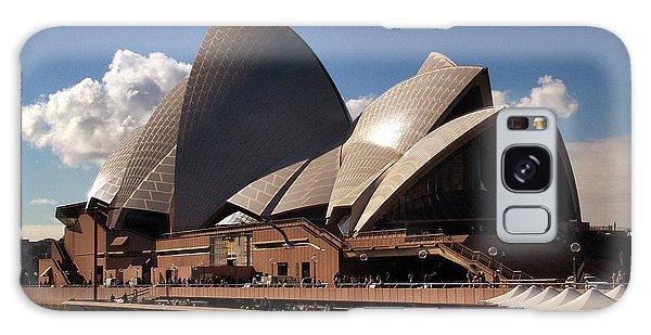 Opera House Famous Galaxy Case by John Swartz