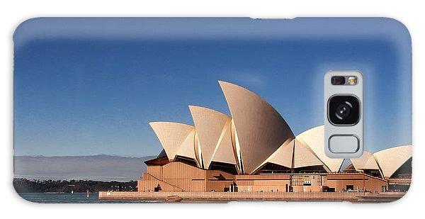 Opera House Galaxy Case by John Swartz