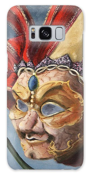 Opera Mask Galaxy Case
