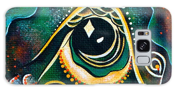 Optimist Spirit Eye Galaxy Case