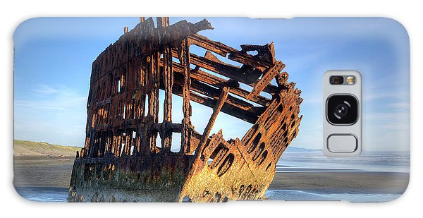 Peter Iredale Galaxy Case - Or, Fort Stevens State Park, Wreck by Jamie and Judy Wild