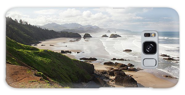Cannon Galaxy Case - Or, Oregon Coast, Ecola State Park by Jamie and Judy Wild