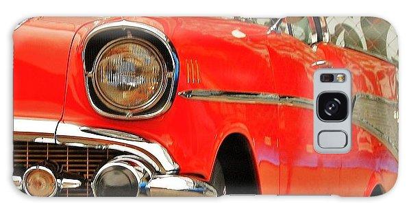 Orange 57' Chevy Galaxy Case by Al Fritz