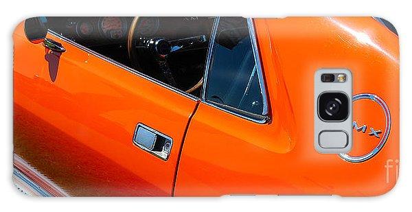 Orange Amx Galaxy Case